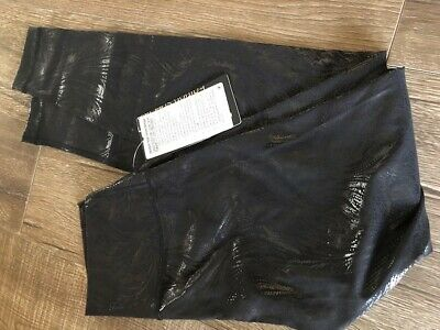$ CDN129 • Buy Lululemon Wunder Under Leggings Size 6 Shine NWT