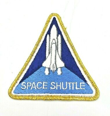 Space Shuttle Cloth Space Related Patch / Badge • 6.99£