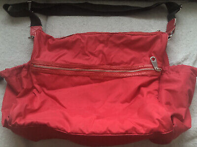 I Candy Lifestyle Changing Bag Red • 15£