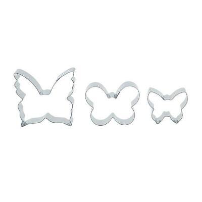 £3.95 • Buy Set Of Butterfly Cutters Cake Decorating Craft