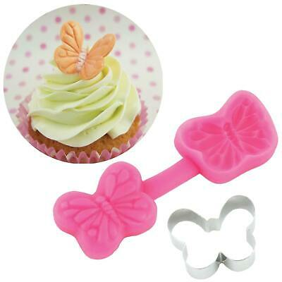 £7.95 • Buy Butterfly Cutter & Mould Single Set Cake Decorating Craft