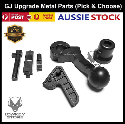 AU22.99 • Buy Upgrade GJ M24/AWM Metal Parts 7-Shape/End Cap/Retainer/Bolt/Release Gel Blaster