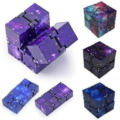 £3.89 • Buy Sensory Infinity Cube Stress Fidget Toys Game Autism Anxiety Relief Kids Adult