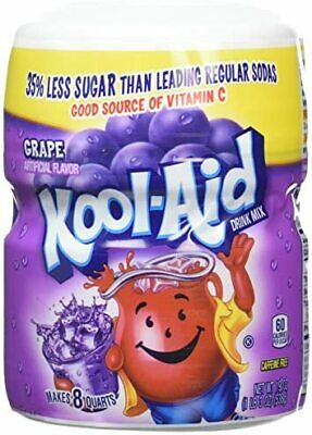Kool Aid Grape Tub 538 G (Pack Of 1) • 9.09£