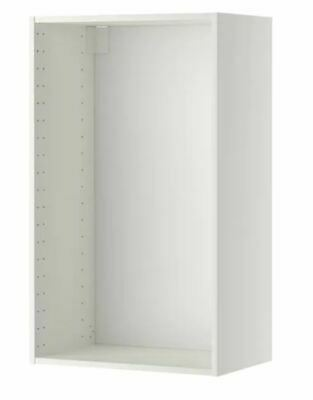 Ikea METOD Kitchen Tall Wall Unit Cabinet White - New Boxed • 27£