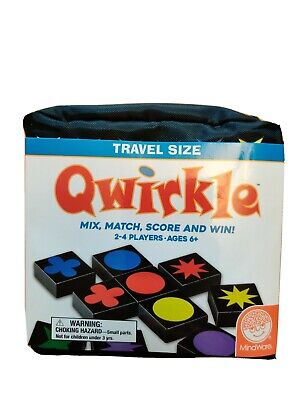 $ CDN8.85 • Buy Qwirkle - Travel Size - Family Logic & Strategy Game