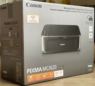 View Details Canon PIXMA MG3620 Home Office Wireless All-In-One Inkjet Printer, INK INCLUDED • 89.98$