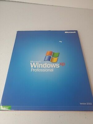 $ CDN48.36 • Buy Microsoft Windows XP Professional  2002 X10-70274 With Product Key