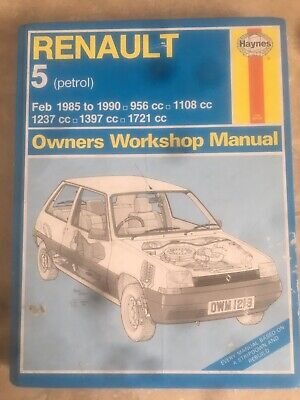 £14 • Buy Two X Haynes Owners Workshop &  Service And Repair Manuals Used ( 2 X Manuals)