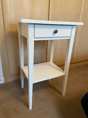IKEA HEMNES Bedside Table Very Good Condition • 10.50£