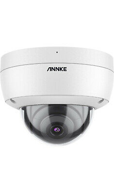 ANNKE 8MP 4K PoE IP Audio Security IR Camera, Network H.265+ Dome Camera • 92£