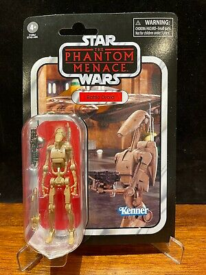 $ CDN25.18 • Buy Star Wars Vintage Collection BATTLE DROID VC78 - COLLECTORS GRADE MINT IN STOCK