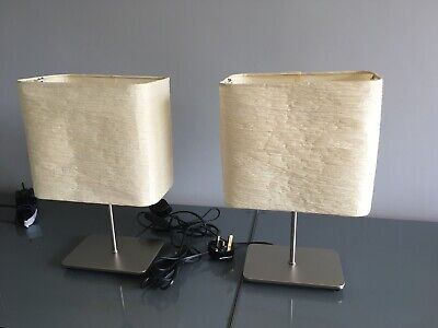 2 Ikea Table Lamps, Excluding Bulbs • 20£