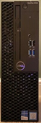 Dell Optiplex 3050 I5 6500 3.2Ghz, 256GB Nvme 8GB RAM,AMD Radeon 5450,Win 10 Pro • 119£