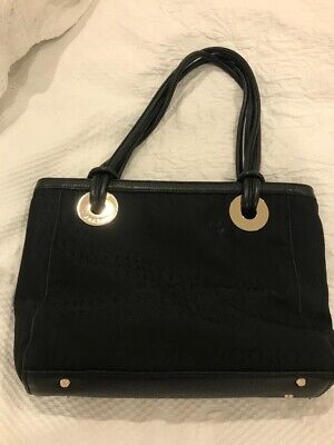 AU90 • Buy Oroton Black Handbag Pre Owned