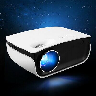 AU124.85 • Buy Devanti Mini Video Projector Wifi USB HDMI Portable HD 1080P Home Theater 2000 L