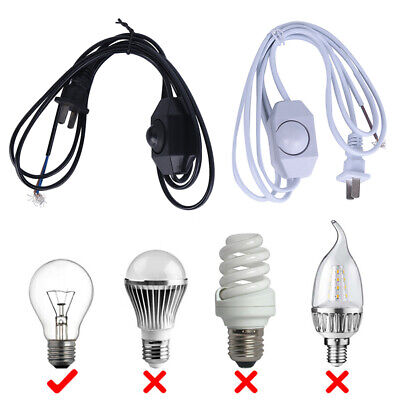 LED Dimmer Switch Cable Light Lamp Line Dimmer Controller For Table Lamp-'UKDIU • 5.62£