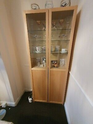 Billy Bookcase/cabinet With Doors • 35£
