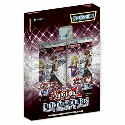 AU5.99 • Buy Yugioh - Legendary Duelists Season 2 - Ultra Rare - Single Cards - Select Yours