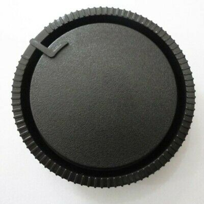 AU11.41 • Buy Rear Lens Cap Rear Lens Cap Cover For Sony AlphaMinolta AF KitsBlack Plastic