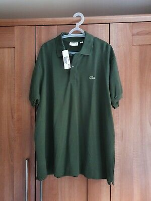 Mens Lacoste Polo Shirt Size 8 • 12.50£