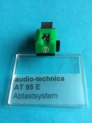 £39.50 • Buy Audio-Technica AT95E Moving Magnet Cartridge Incl. Stylus