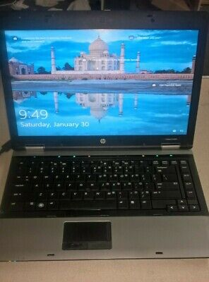 HP 6450b I5 M450 2.4Ghz 4GB RAM 250GB  HD Windows 10 14  #2 • 75£