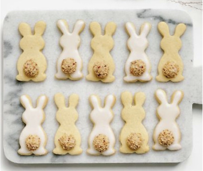 £4.99 • Buy Bunny Rabbit Cookie Pastry Biscuit Cutter Icing Fondant Clay Kitchen Easter