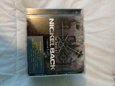 The Best Of Nickelback - Greatest Hits Cd - Nickleback - Rockstar / Someday + • 2£