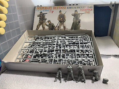 1/35 Dragon Gen2  Desperate Defence Korsun Pocket 1944 • 6.50£