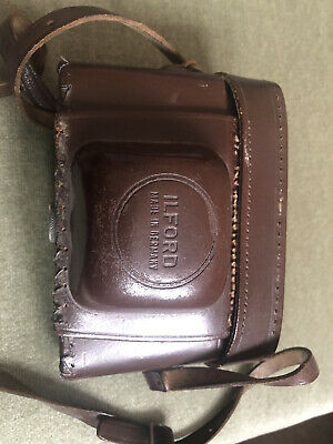 Vintage Ilford Sportsman Camera 35mm With Original Carry Case • 6.99£