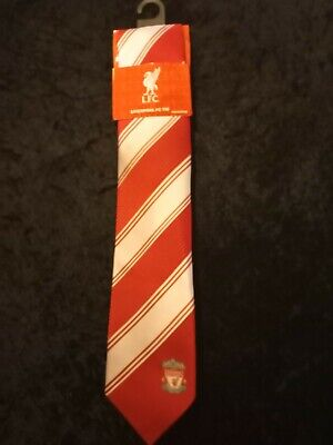 Liverpool Offical Football Tie New In Packet • 3£