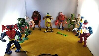 $120 • Buy Masters Of The Universe Lot Vintage