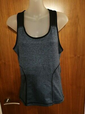 BNWOT NIKE Gym / Running / Yoga Track Vest Top Size M L (34 -36  Chest)  • 5.99£
