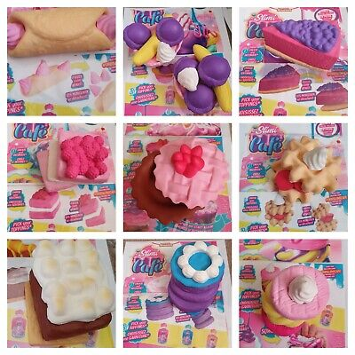 AU12 • Buy Like New 10 Sets Of Squishies Squishy Dessert Food And Slime