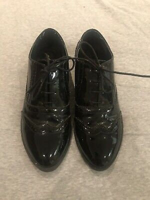 AU15 • Buy Black Asos Brogues - Size 6
