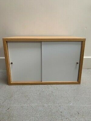 Ikea Svalnas Wall Hung White Cabinet, RRP £60 (hard To Find) • 8£