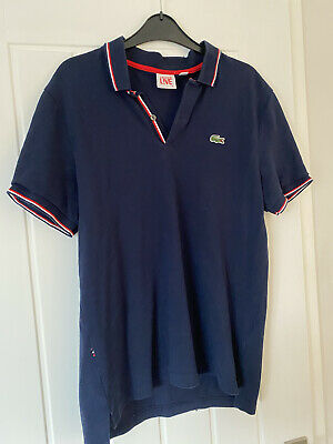 Mens Lacoste Polo Shirt Size 4 • 3.50£