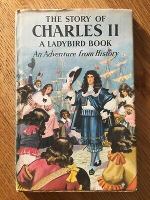 Vintage Ladybird Book, The Story Of Charles II, 1st Edition, Series 561 • 3.99£