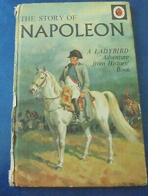 Vintage Ladybird Book –The Story Of Napoleon–History - SERIES 561 • 1.99£