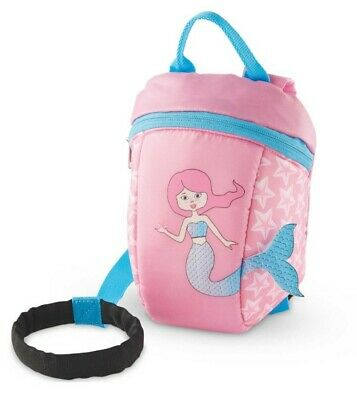 Brand New Mermaid Toddler Backpack With Reins • 9.99£