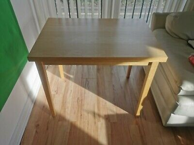 IKEA Birch Table 'JUSSI' - Extendable • 45£