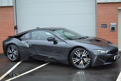 BMW I8 1.5 7.1kWh Auto 4WD (s/s) 2dr STORM GREY • 38,990£