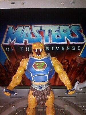 $17.50 • Buy MOTUC Snake Men Snake Guard Masters Of The Universe Classics With Alt Head