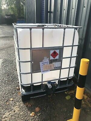 Ibc 1000 Litre Storage Container Tank • 30£