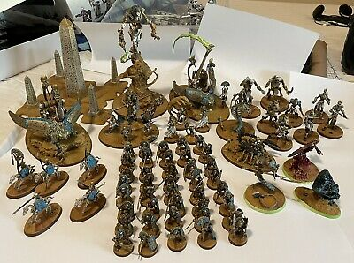 COMPLETE Ossiarch Bonereapers Tomb Kings Conversion Warhammer Age Of Sigmar Army • 1,418.70£