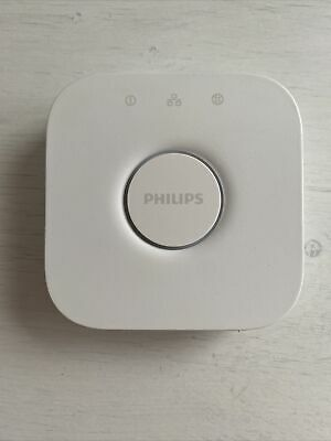 AU36.12 • Buy Philips Hue Bridge Wireless Lighting Controller Version 2.1
