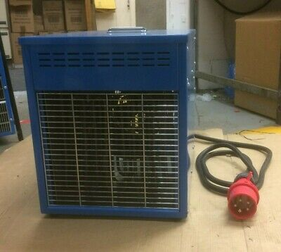 £310 • Buy Industrial 3 Phase Electric Fan Heater 32A 20kW Output