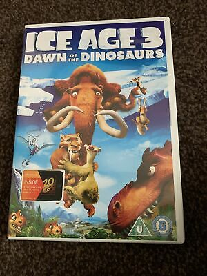 Ice Age 3 - Dawn Of The Dinosaurs (DVD, 2009) • 0.10£