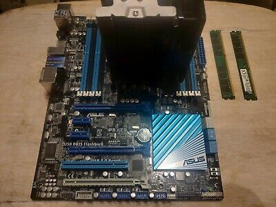 I7 4820k Extreme CPU, RAM, Cooler And Motherboard Bundle • 51£